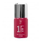 1-LAK- 3 in 1 gel polish - Romeo in love