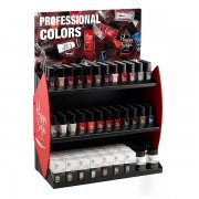 Display Professional Colors by Peggy Sage