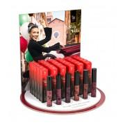 display vloeibare lippenstift Stay Matte