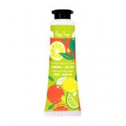 Geparfumeerde handcrèmes citrus / groene thee 30ml