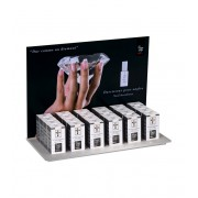 Display nail care 24 stuks nagelverharder