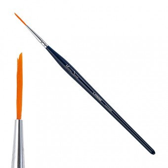 1-stroke liner penseel