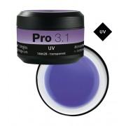 Pro 3.1 Monofase Gel - UV 50 g Transparant