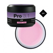 Pro 3.1 UV-bouwgel rose 50g