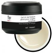 Finish UV glossgel voor nagels trasparant 50g