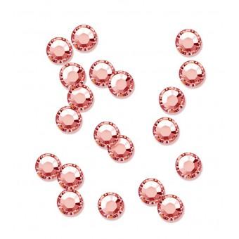 20 strasseenjes voor nagels blush roseSS5