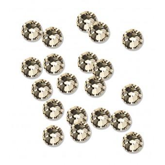 20 strasseenjes voor nagels light silk SS5