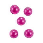 Glitter voor nagels pink pearls