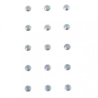 15 zelfklevende strasseenjes aurore boréale