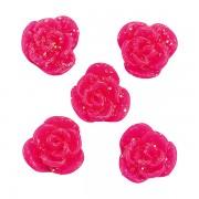 Nageldecoraties 3D-bloemen