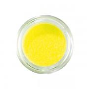 Glitter voor nagels neon yellow