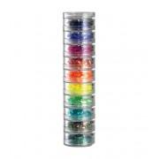 Glitter mix - fluo
