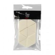 10 sponsjes voor ombre nail art