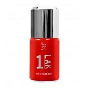 One-LAK 1-step gel polish millenium red 10ml