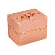 Professionele koffer - Rose Gold