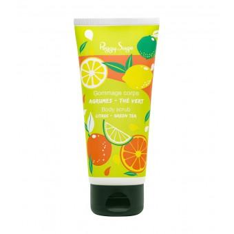 Body scrub citrus / groene thee 100ml