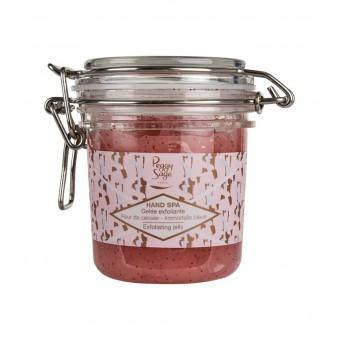 Peeling gel - Kersenbloesem en lamsoor 200ml