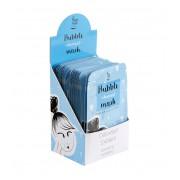 display  24 maschera schiumosa in tessuto al carbone attivo