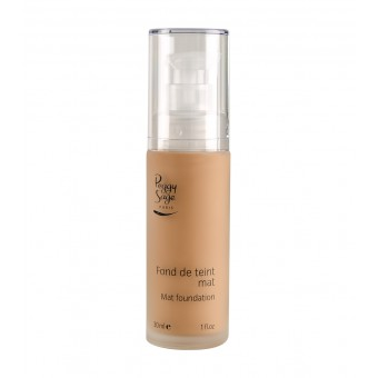 Matte foundation beige hâlé 30ml